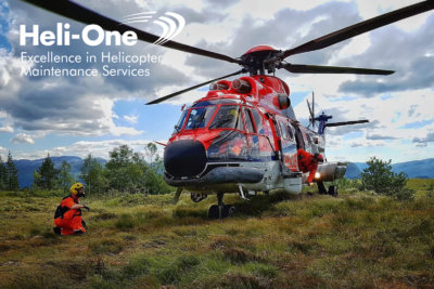 The Airbus AS332L1 has been updated with the latest search-and-rescue equipment and avionics technology.