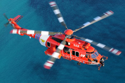 This order will bring National 119 Rescue Headquarters' all-Airbus fleet to six helicopters. Airbus Photo