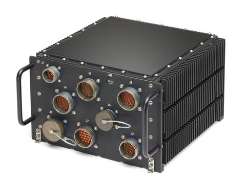 Northrop Grumman's mission computers have been used in H-1 helicopters since the upgrade program's inception in 1997, making the mission computers a safe, combat-proven and mature solution. Northrop Grumman Photo