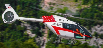 MSH specialized in the development and global distribution of new generation helicopters. Its first model is the turbine helicopter SH09, which offers high standards of safety, comfort and performance coupled with low operating costs. Marenco Swiss Helicopter Photo