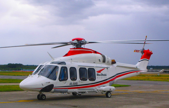Leonardo seals deal with Abu Dhabi Aviation for 5 new helicopters - Vertical Magazine