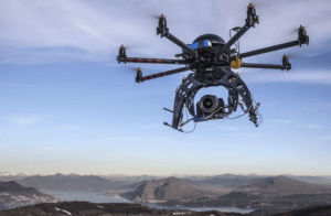 PropelUAS service aims to help clients develop UAS programs that are as robust and safety-focused as traditional helicopter programs. Buena Vista Images Photo