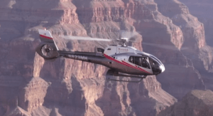 The ECO-Star is made by Airbus Helicopters, and Maverick Aviation Group has the largest fleet of ECO-Star helicopters in the world. Maverick Helicopters Photo