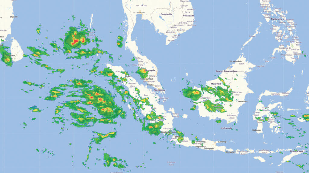Flying Weather Map.Baron Announces Suite Of Aviation Weather Data Products Vertical
