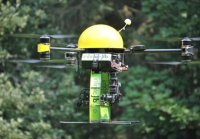 In order to apply for the SFOC, Arpentage Parleciel had to prove its compliance on unmanned aerial vehicles (UAVs), and it chose the Ontario-designed Infinitejib Surveyor 630 UAV as it has been listed on the compliant UAV list since May 2016. Infinitejib Photo