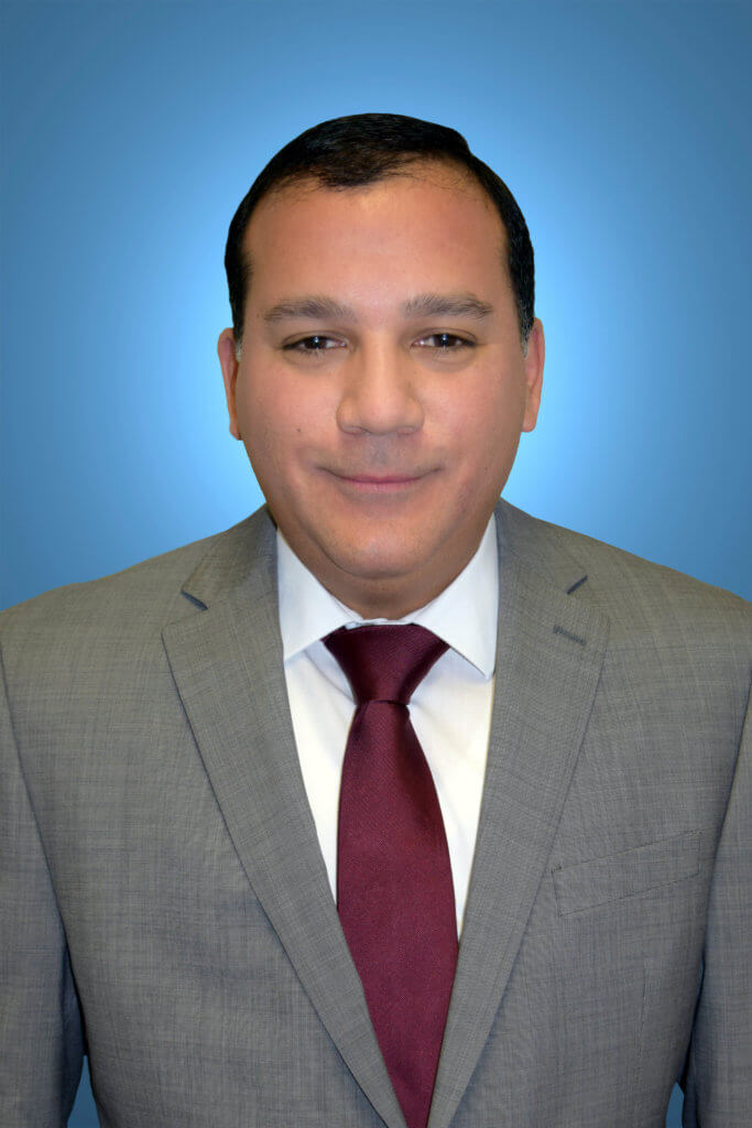 Robayo, as regional manager, will oversee five FlightSafety Learning Centers. FlightSafety Photo
