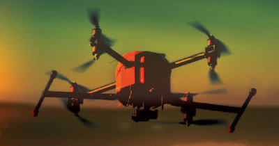 The advanced master's in unmanned aircraft systems services was designed to meet a growing demand from corporate users, OEMs, and the civil aviation authorities. ENAC Image