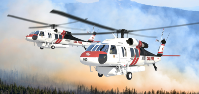 The S-70i is a commercial variant of the UH-60M helicopter that is manufactured by Sikorsky for the U.S. Army. United Rotorcraft Image