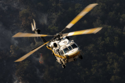Among improved safety features, the S-70i aircraft includes a terrain and obstacle avoidance system that alerts aircrew to the proximity of potential hazards on the ground.