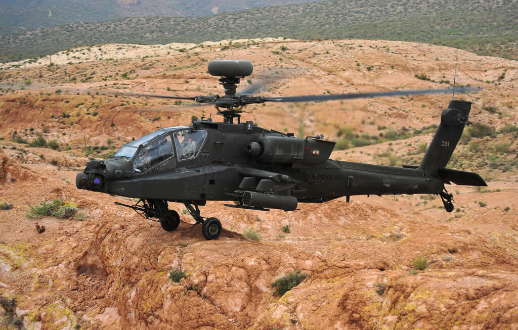 NGAUS is prepared to work with the U.S. Army and Congress to find a way to build the attack-helicopter force that the army requires. Skip Robinson Photo