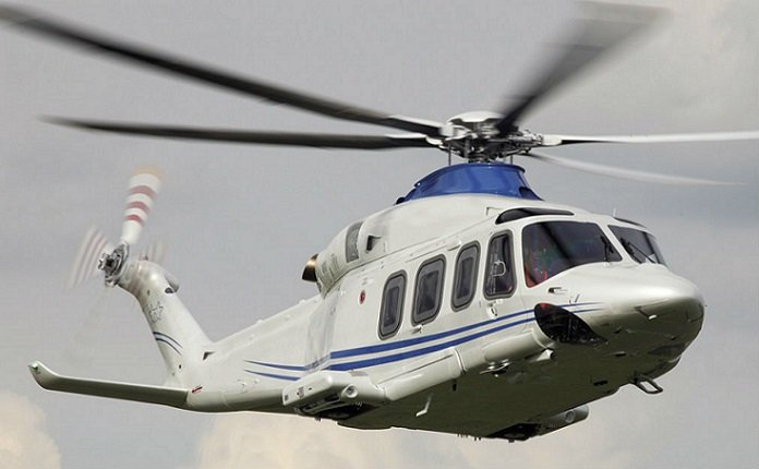 The eight AW139s will join Kingwing's current fleet of 32 helicopters, providing further assistance with EMS services in China. Leonardo Photo