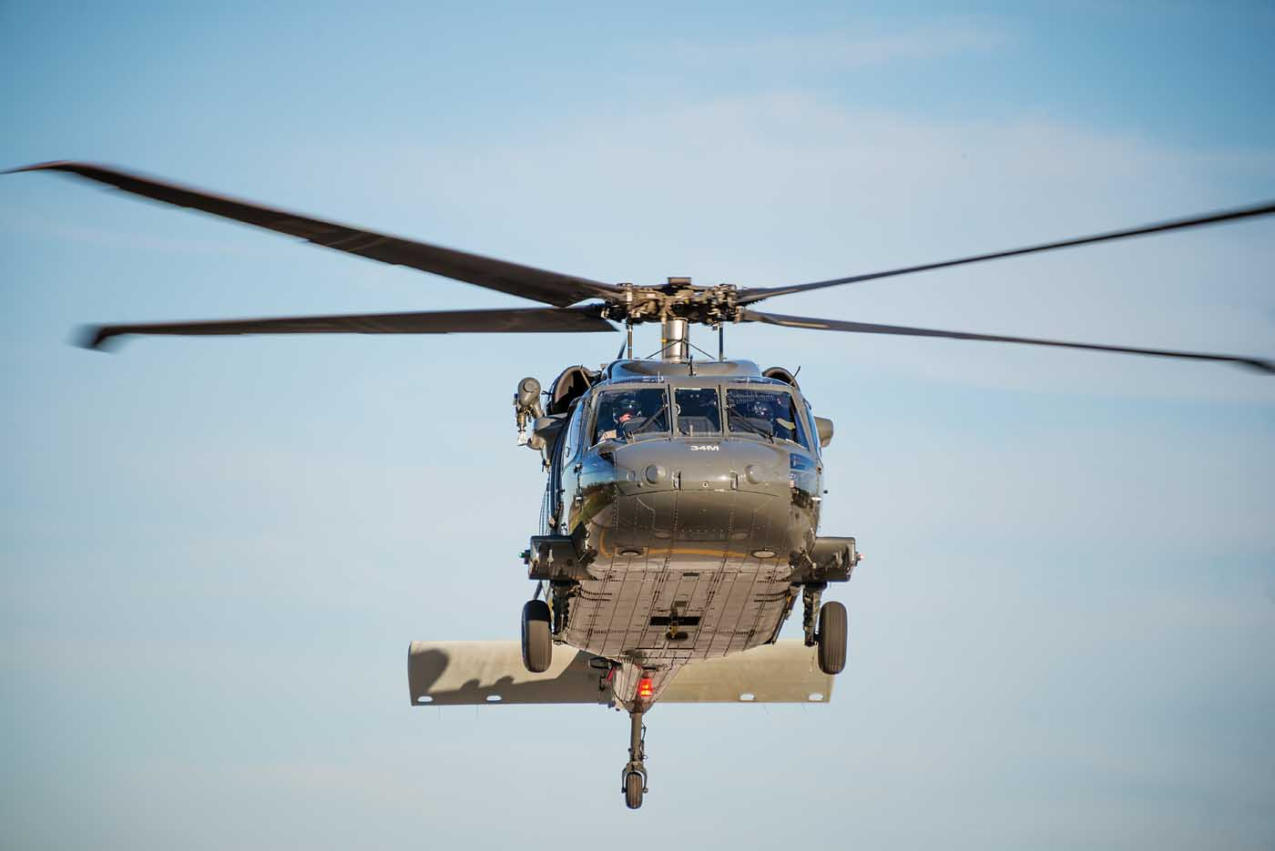 Over 1,100 UH-60M/S-70M/S-70i Black Hawks have been produced to date, primarily for military applications. Sikorsky now aims to see more S-70i Hawks in firefighting roles. Sikorsky Photo