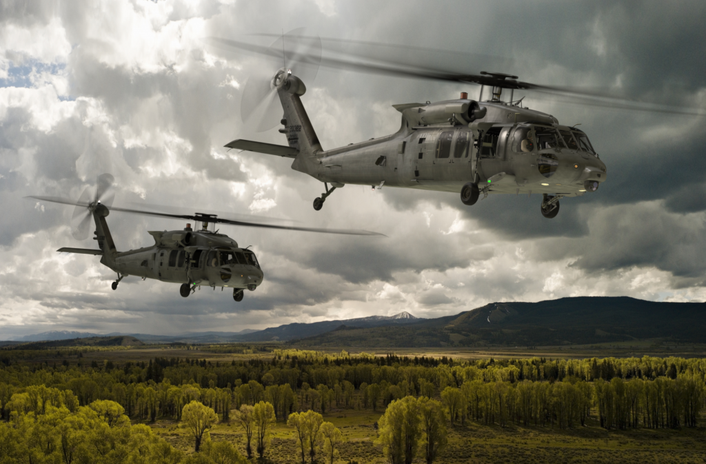 Sikorsky contends that its HH-60U is the best choice to replace the U.S. Air Force's aging UH-1N Hueys. However, the company is also pushing back against what it perceives as Air Force