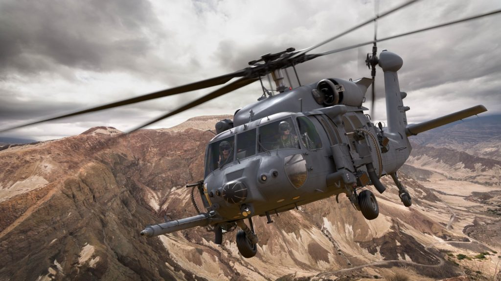 Sikorsky is separately developing the HH-60W as the Air Force's new Combat Rescue Helicopter (CRH). Compared to the UH-1N Huey replacement program, the CRH program has a different contract structure and requirements for delivery of technical data and computer software, Sikorsky said. Sikorsky Image