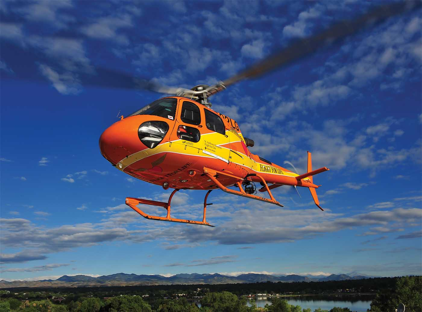 A high-profile fatal accident involving a Flight For Life helicopter in July 2015 called attention to the civil helicopter industry's shortcomings in addressing crash safety. Now, the FAA is feeling pressure to act. Mike Reyno Photo