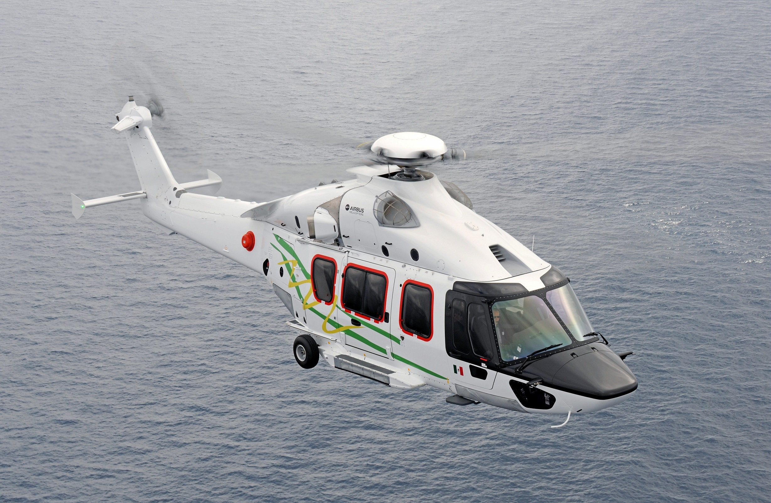 Pegaso has now ordered four H175s, and is expected to received its second of the type in spring 2018. Anthony Pecchi Photo