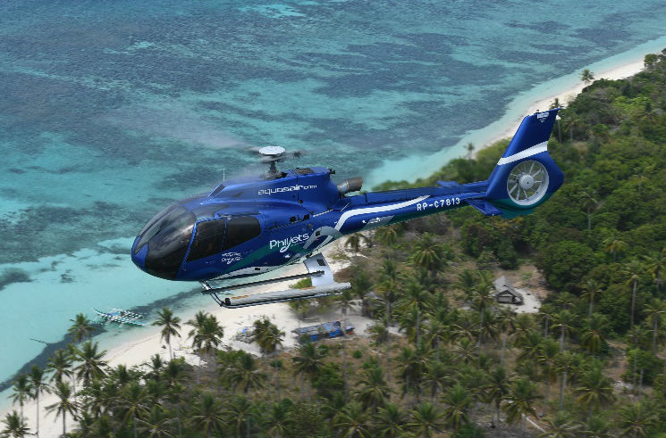 The Manila-based, fast-growing business aviation operator that celebrates its five-year anniversary this month has taken advantage of the Singapore Airshow to confirm its additional order of another brand new H130. PhilJets Photo