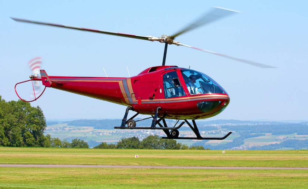 Airwolf believes there are about 550 piston Enstrom helicopters around the world, and is seeing a high demand for its STC modification for TT Straps. Airwolf Photo