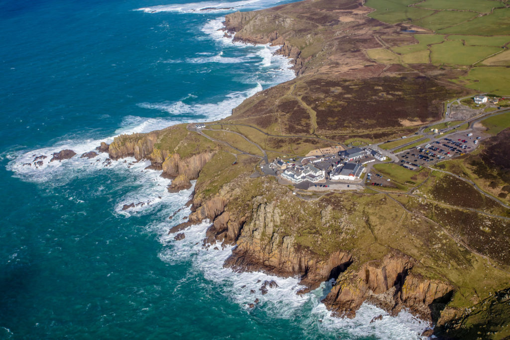 Passengers can park at Land's End Airport, or a new park and ride service will chauffeur them from Penzance train station or their accommodation to and from Land's End Airport in just 15 minutes.