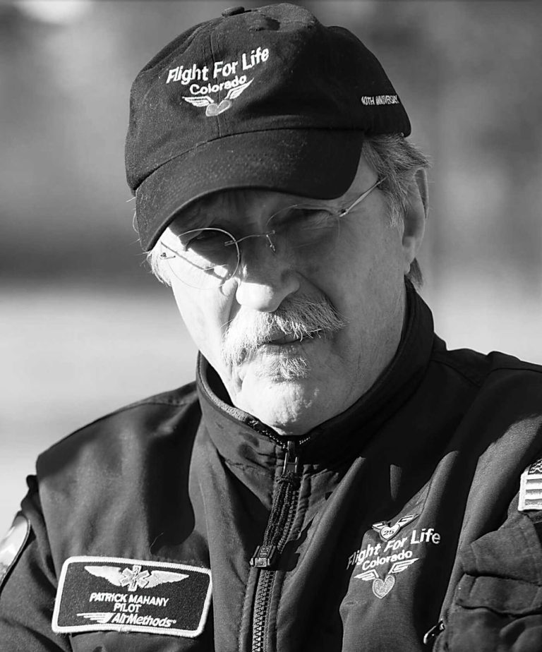 Patrick Mahany was a decorated Vietnam veteran and among the first civilian helicopter air ambulance pilots in the U.S. As his union, PHPA International, recalled,