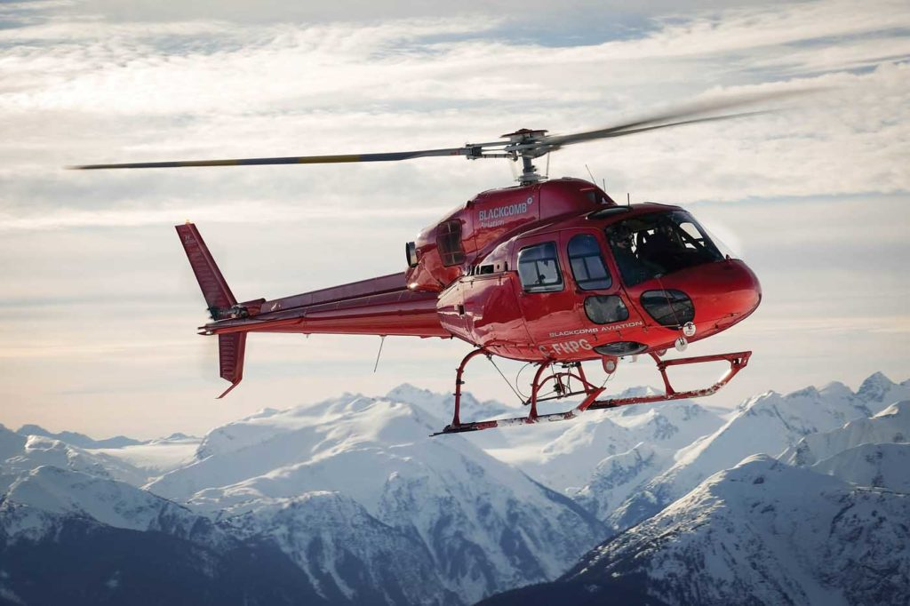 The AS355 TwinStar is an older aircraft filling a niche role for operators. Marc Witolla Photo