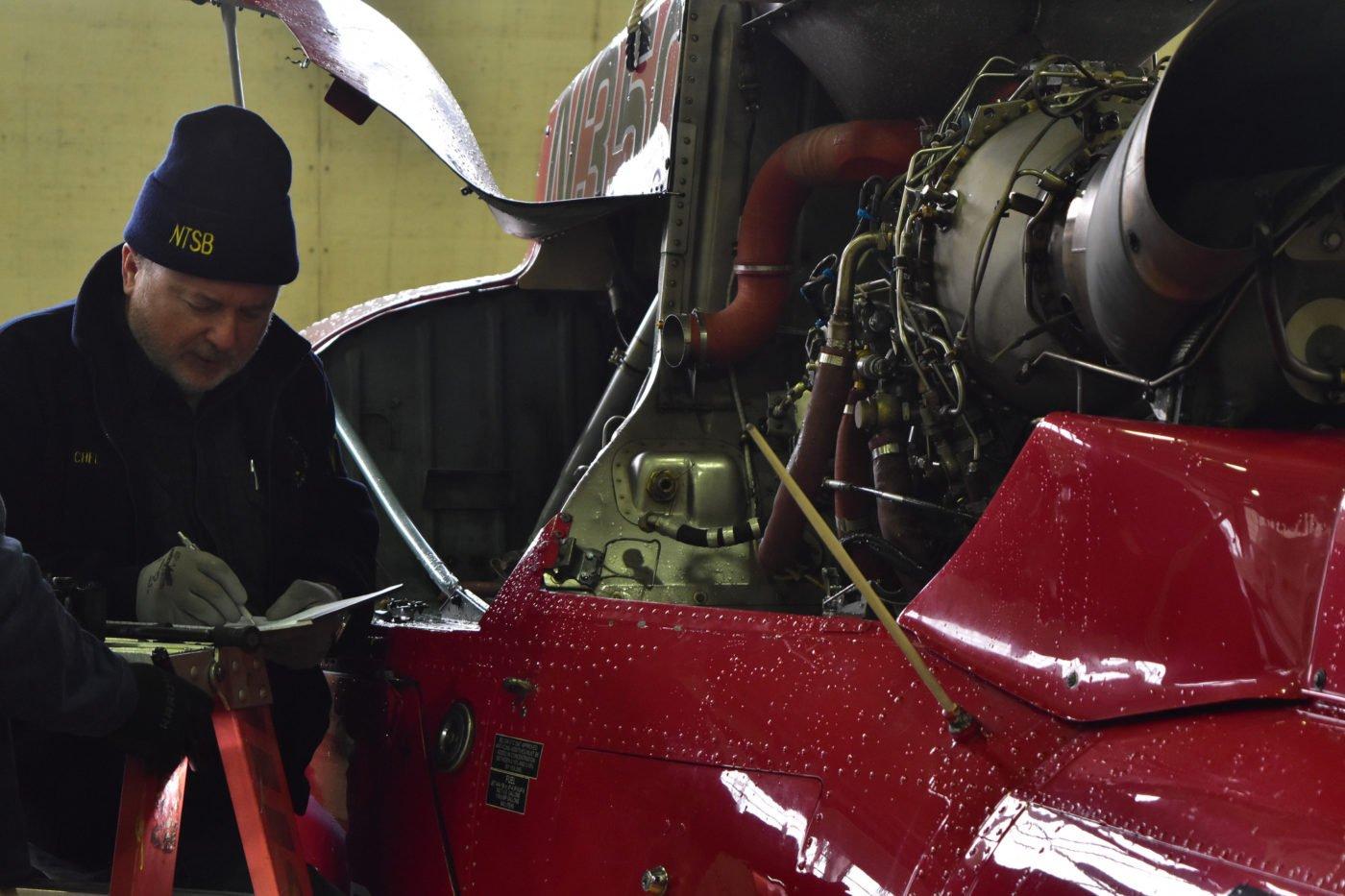 Helicopter Crash Prompts Changes to Door Policy