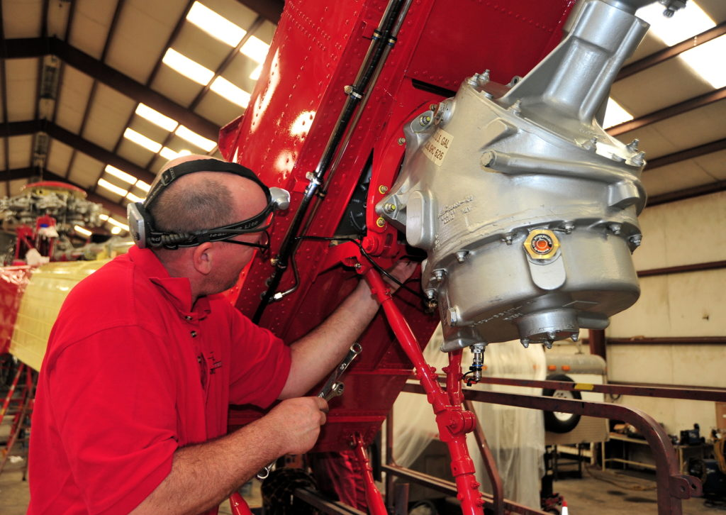 Study confirms looming helicopter pilot and maintainer