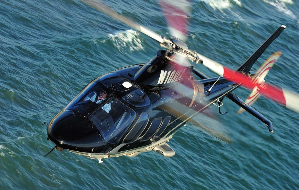 The Leonardo AW109S GrandNew is holding its value better than the AW109E Power.