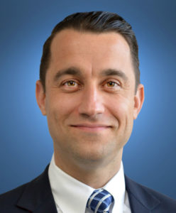 Joe Warakomski joined FlightSafety in 2005 as business systems security manager, and has served as deputy CIO since 2016. FlightSafety Photo