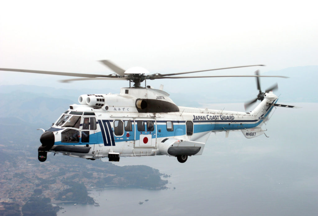 With this new order, the customer's Super Puma fleet will grow to 13 units by March 2021, becoming the largest Super Puma operator in Japan. Nobuo Oyama Photo