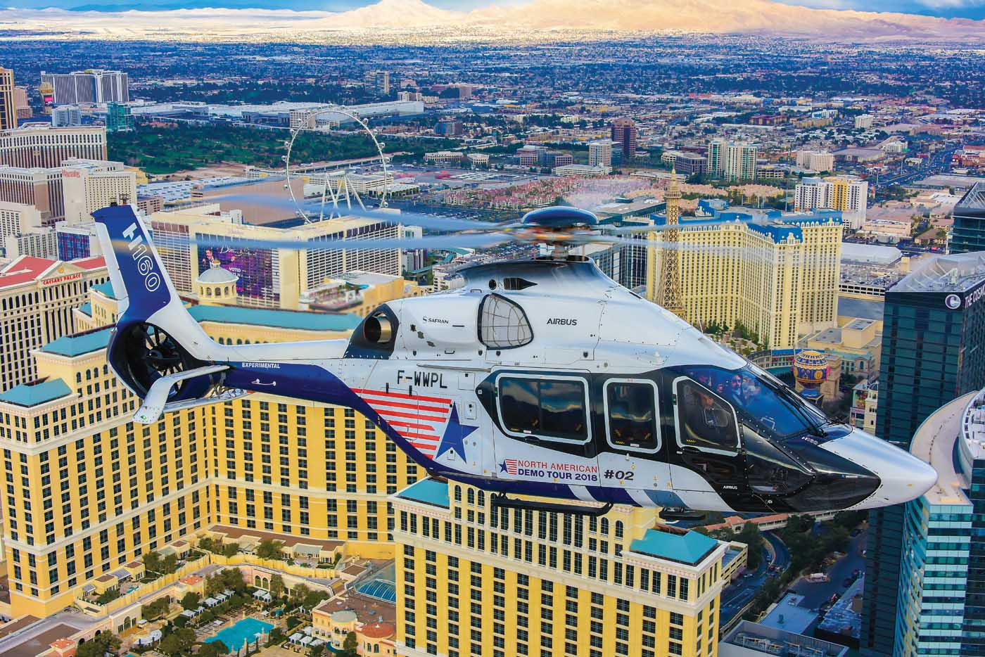 Inside the H160, middleweight contender - Vertical Magazine