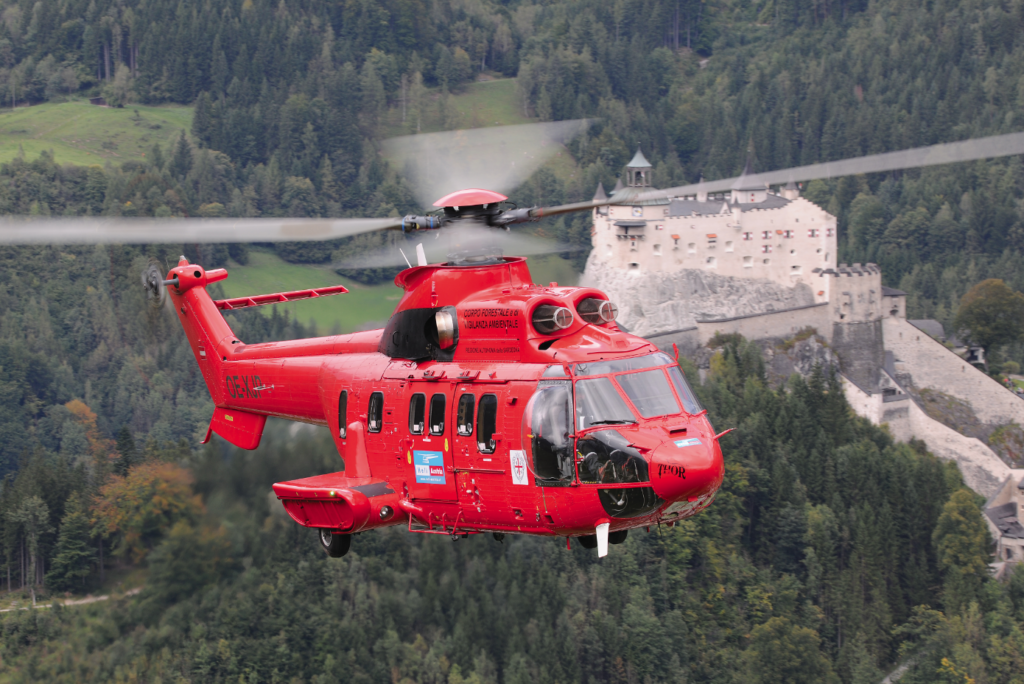 Heli-Austria has an STC for