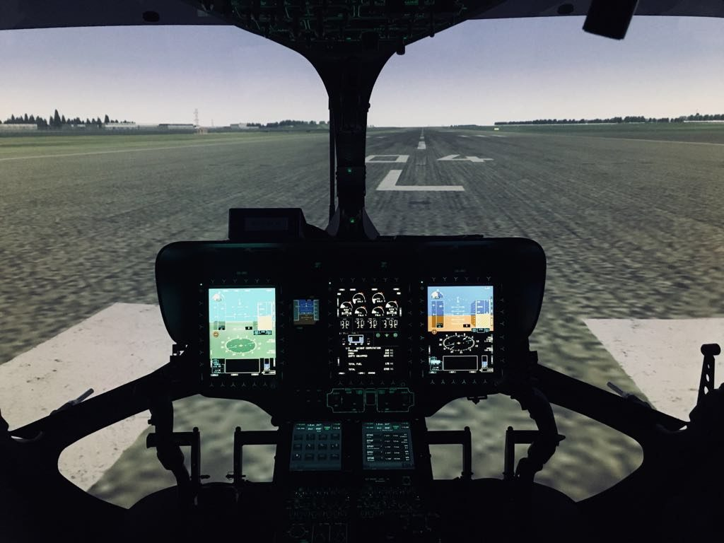 Coptersafety's H145 simulator first to be certified with