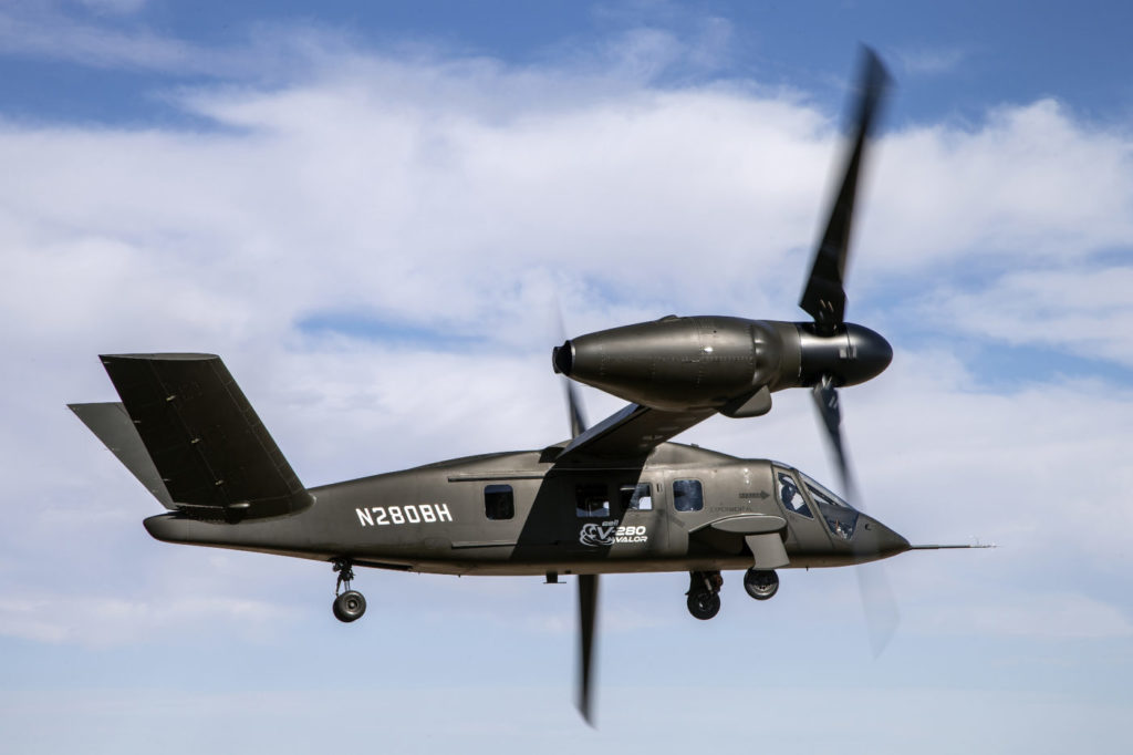 The Bell V-280 Valor has completed its first cruise mode flight, representing another major step in the program's development. Bell Photo