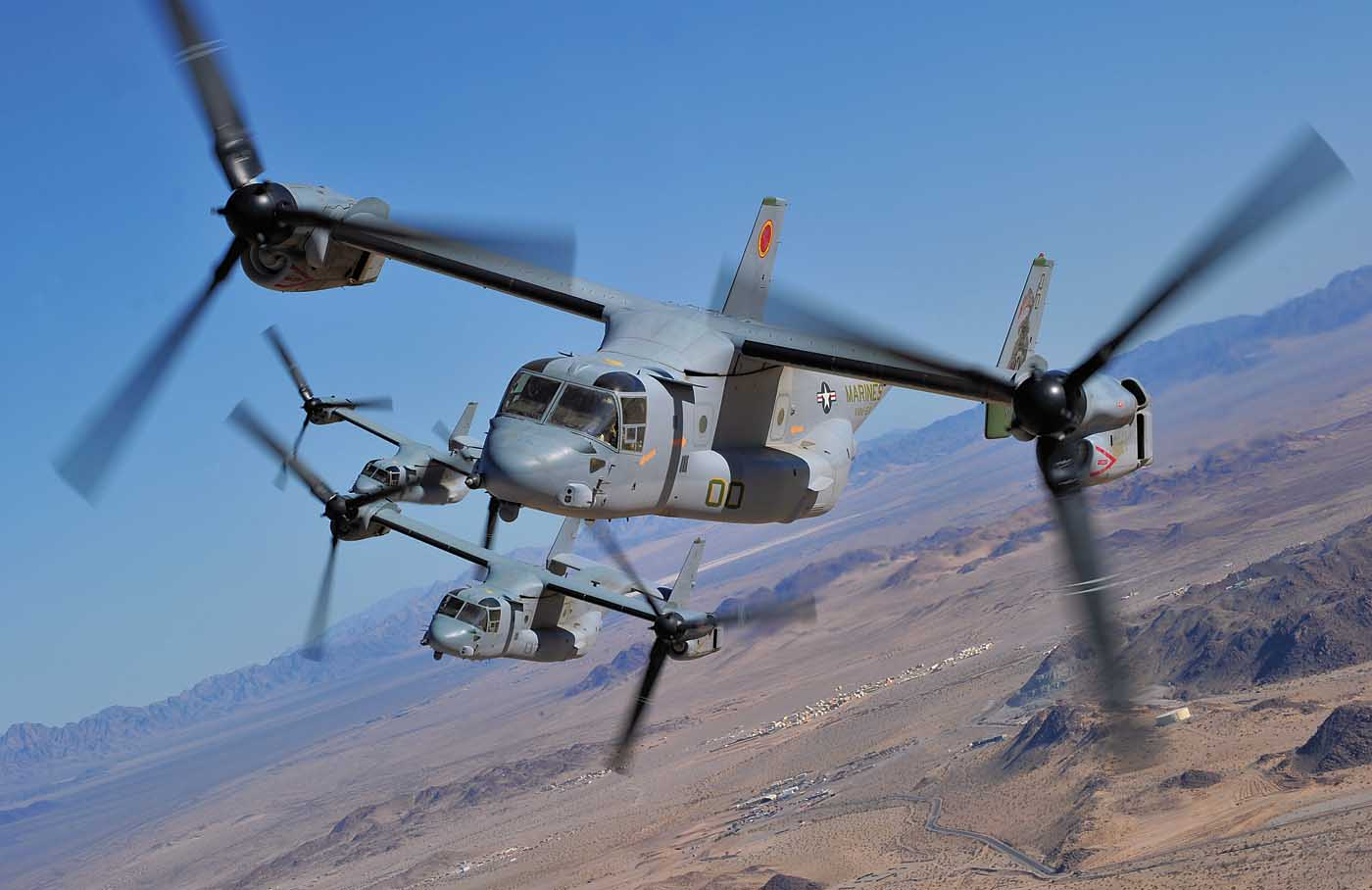 The tiltrotor revolution: MV-22B Osprey - Vertical Magazine