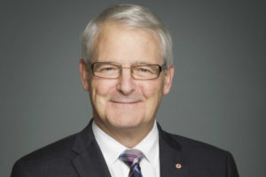 Canada's Transport Minister, Marc Garneau, is being urged to modify proposed changes to flight and duty time regulations. Transport Canada Photo
