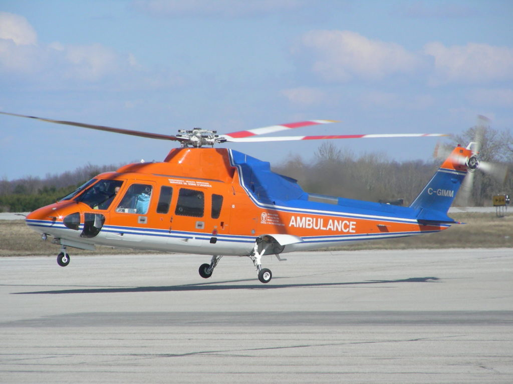 In the future, Fanshawe plans to extend training opportunities using the helicopter to all community paramedic services, fire departments and police services.