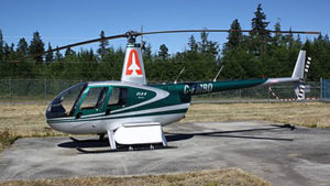 On Oct. 1, 2017, the ASAP Avionics Services Ltd. Robinson R44 Astro helicopter departed from the Campbell River Airport, British Columbia, during daylight hours, with two pilots on board. The purpose of the flight was to allow the pilot in the right-hand seat to demonstrate his ability to conduct slow flight maneuvers for potential future employment. Willy Dahmen Photo