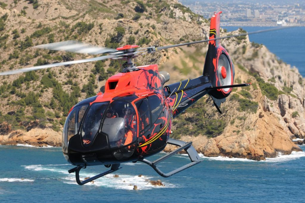 More than 1,000 Arriel 2D-equipped H130 (pictured) and H125 helicopters are in service worldwide and have collectively logged over one million flight hours. Anthony Pecchi Photo