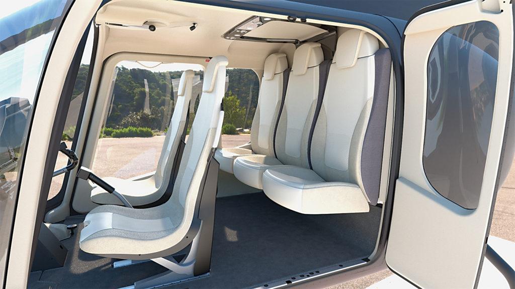 Dazzling Bell 505 interiors - Vertical Magazine