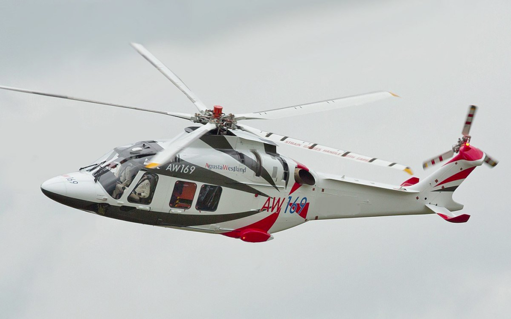 This transaction marks Waypoint's third, fourth, and fifth AW169 deliveries globally, as well as the first helicopter lease in Taiwan.