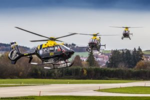 The program training asset includes 15 Airbus EC135 T2+ helicopters, and on maturity, will train up to 130 students each year from the Australian Army and Royal Australian Navy.