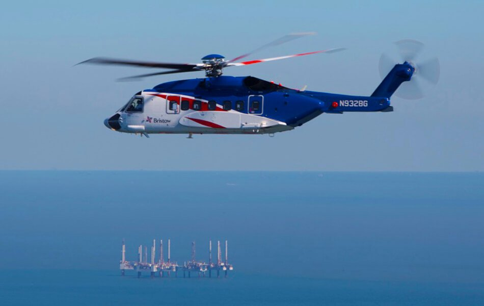 Bristow has passed its original target date for completing its acquisition of Columbia Helicopters. Lockheed Martin Photo