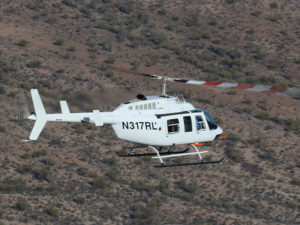 VHA receives FAA STC on composite Bell 206L main rotor