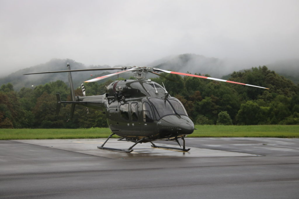 Advanced capabilities of the 429 include single pilot IFR, Category A operations and an integrated avionics glass cockpit.