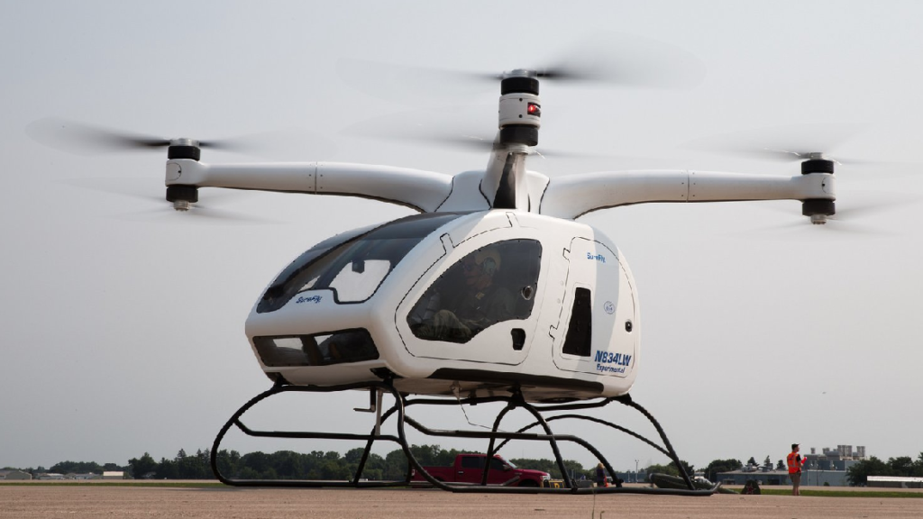 Workhorse is a leader in the development of eVTOL aircraft, and has initiated the FAA type certification process for SureFly in the United States. Workhorse Group Photo