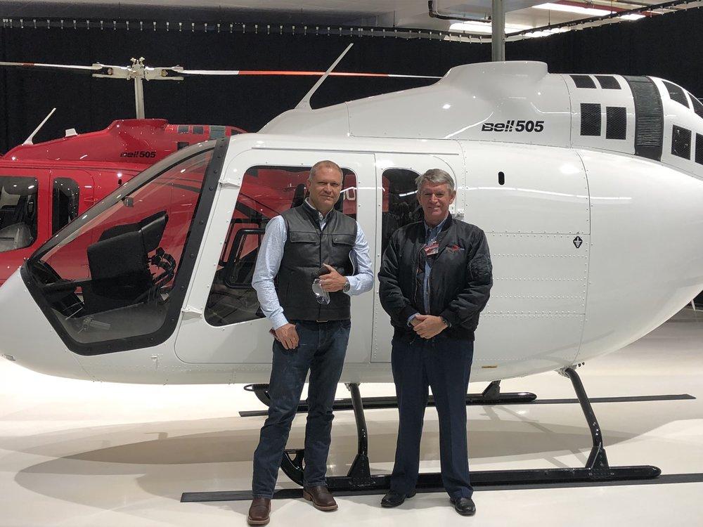 Bell 505 lands in Africa