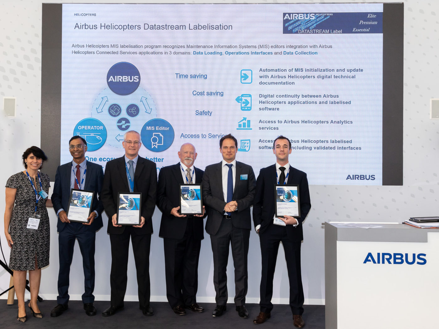 MRO software providers team up with Airbus to exchange maintenance data digitally