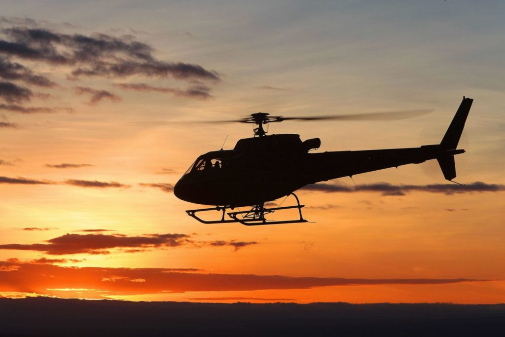 Operators and industry members should apply soon if they need financial support to get through the next few months, according to HAI. Airbus Helicopters Photo