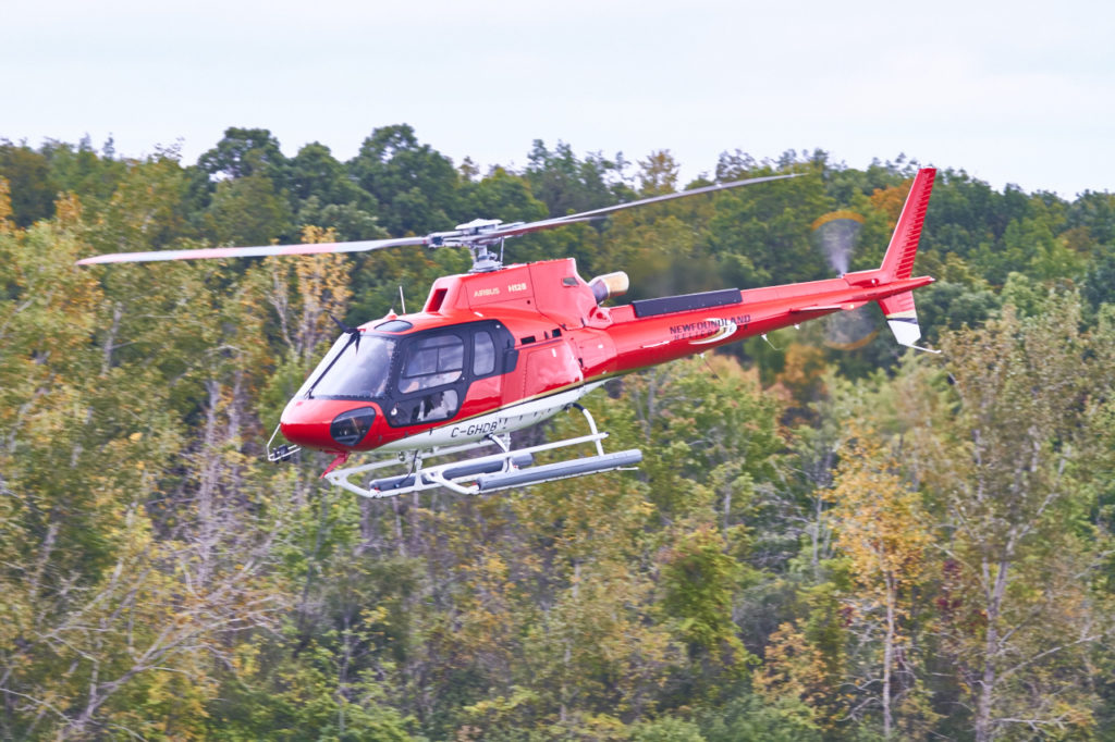 The new H125 will be the first Airbus Helicopters aircraft acquired by Newfoundland Helicopters Limited.